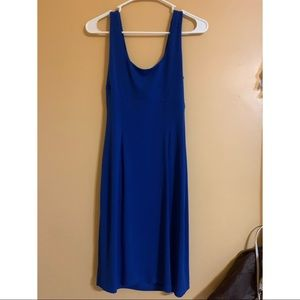 Blue Dress Connected Apparel, basically new.